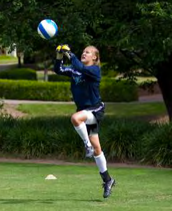 GKs in Action - 2008 September - Anna Sieloff