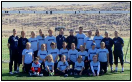 GKs in Action - 2012 March - Winter Camp Graduating Class