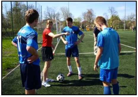 GKs in Action - 2013 May - Krakow Boys Team