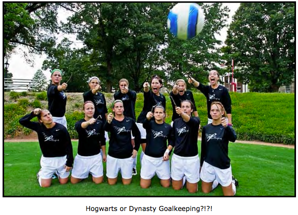 GKs in Action - 2011 August - Hogwarts at Dynasty Goalkeeping