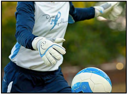GKs in Action - 2011 August - New Dynasty Glove