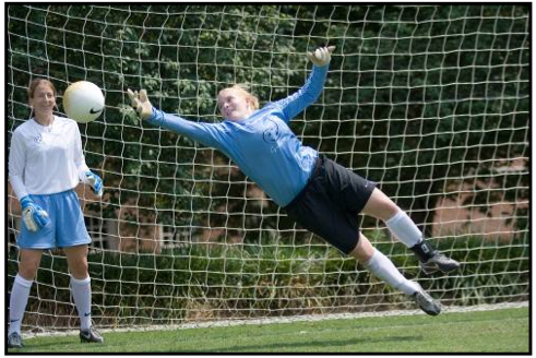 GKs in Action - Kelsey Walters