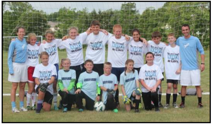 DGKs in Action - 2013 May June July - Goalkeeping Class