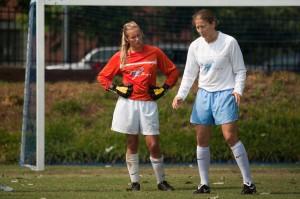 Match Analysis - Tracy coaching Anna