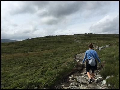 Ping 2nd hike